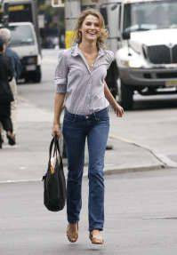 kerri russell ~ love her style
