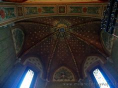 Trezzo d'Adda (Milan): Side chapel in the Church of the saints Gervaso and Protaso