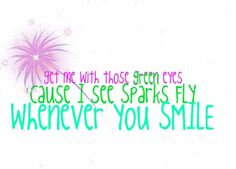sparks fly - taylor swift (: