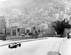 GRAHAM HILL, MONACO GRAND PRIX, 1963
