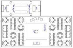 Floor Plan-Wedding Project Step 6