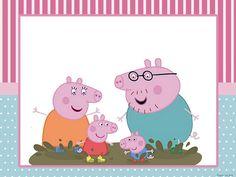 Rótulo MarmitinhaPeppa Pig