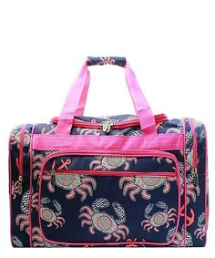 Snake Travel Carry Luggage Duffle Tote Bag