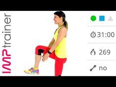 Esericizi Glutei: 30 Minuti di Allenamento per Tonificare i Glutei Con Esercizi Mirati - YouTube
