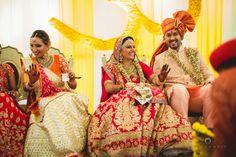 Photographer - The Mesmerizing Bridal Lehenga! Photos, Hindu Culture, Beige Color, Groom Sherwani, Designer Groom Wear, Mangtika pictures, images, WeddingPlz