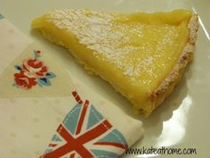 On  your marks, get set, bake {Lemon Tart} #gbbo #Greatbritishbakeoff