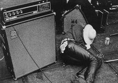 Johnny Rotten: 16 December 1977 - Soundcheck, Brunel University, Uxbridge