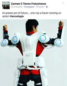 Movilidad corporal #tecnologia