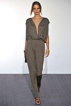 0ab2214d451a Jumpsuit  grey  jumpsuit  simple  simplicity  sexy  fashion  chic