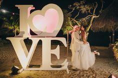 Casamento no Caribe | Kizzy + Jacson | Vestida de Noiva | Blog de Casamento por Fernanda Floret