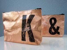 Kupfer Tasche