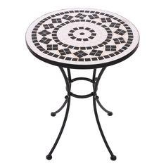 Stunning Details zu Mosaiktisch Gartentisch Bistrotisch Beistelltisch
