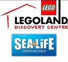 #Ticket Legoland Oberhausen&Sea Life Oberhausen kombi Gutschein bis zu 4000Euro sparen! #Ostereich
