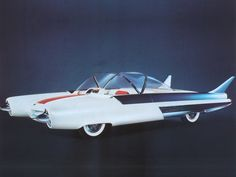 Ford FX Atmos, 1954