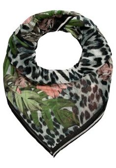 GUESS GALIA - Tuch - jungle brown gesehen bei zalando, ca. 30€ Alexander Mcqueen Scarf, Brown, Browning, Brow