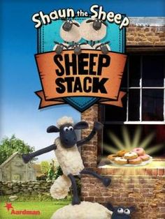 Sheep Stack - an arcade/puzzle game featuring Shaun the Sheep. New Games For Kids, Stack Game, Shaun The Sheep, News Apps, Memory Games, Best Games, Arcade Games, Teddy Bear, Pets