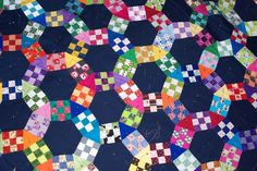 Sane, Crazy, Crumby Quilting: Jack's Chain - Let the Stitching Begin!