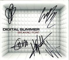 Digital Summer, River Rockhouse, St Charles, IL 1/18/2013