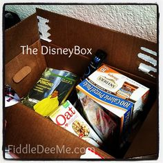 Walt Disney World Trip Planning: The Disney Box