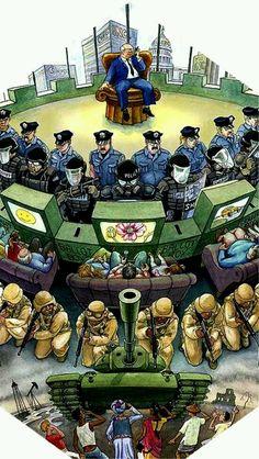 Democracy...