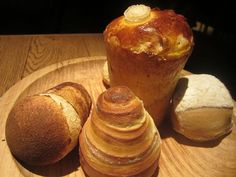 Bread from Tom Aikens Restaurant by Great British Chefs, via Flickr
