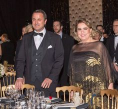 Since 1996, the Croix-Rouge Luxembourg organizes an annual charity ball . In this year's edition, which took place on Saturday evening at the Center culturel Tramsschapp, guests from politics…