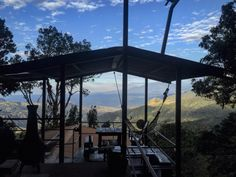 Hostel with the best view of the jungle in Panama, the Lost and Found Hostel between David and Bocas Del Toro. @OrnamentalStone - all photos are original and taken by me on either an iPhone 6 or Go Pro Hero 4