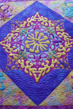 Rhapsody by Jessica's Quilting Studio, via Flickr