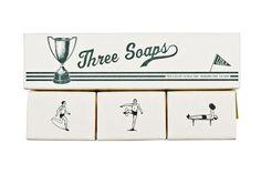 Sport Soap Set