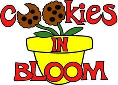 Cookie Bouquets, cookie arrangements www.cookiesinbloom.com