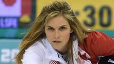 Jennifer Jones interview after advancing to women's curling final