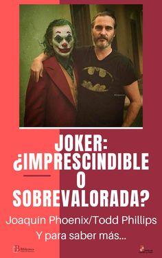 Expositor con diferentes materiales relacionados con este personaje.  3ª planta dentro de la Sección de Música y Cine Joker, Movies, Movie Posters, Character, Films, Film Poster, The Joker, Cinema, Movie