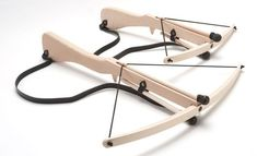 all you have to do is up the draw weight and you have a survival crossbow Homemade Crossbow, Diy Crossbow, Homemade Weapons, Survival Weapons, Survival Tools, Survival Stuff, Survival Prepping, Wood Projects, Woodworking Projects