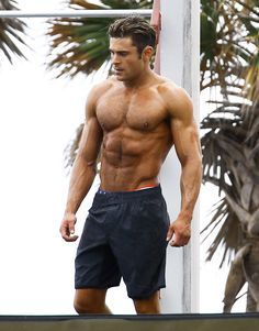 …………..After we post these pictures that came out today from the set of Baywatch.