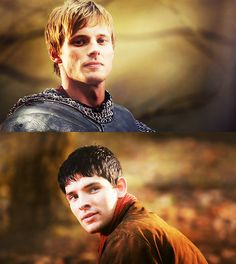 Arthur and Merlin, absolutely loved the way their friendship was portrayed! Why did it have to end??