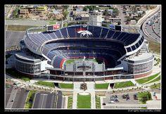 Denver Bronco Stadium (Invesco Field)... I want to go so bad