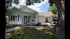 Remodeled Older Central TX Home - SOLD!