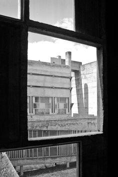 Le Corbusier's Sainte Marie de La Tourette, 1950's