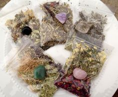 Herb Magic Rootwork Spell Kit by EverydayConjure on Etsy