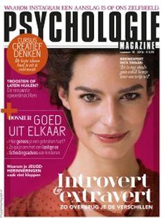 Proefabonnement: 3x Psychologie Magazine € 15,-: Psychologie Magazine…