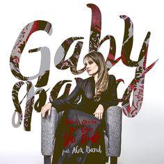 .: Estrela de #AUsurpadora, #GabySpanic divulga a capa do seu single especial para o Brasil