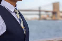 Seaport Blues - She's a Gent Lower Manhattan, Nice View, Dapper, Blues, New York, Summer, Men, Fashion, Moda