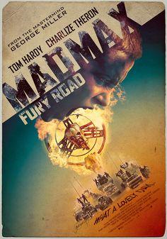 Mad Max: Fury Road – PosterSpy