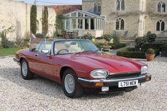 1991 Jaguar XJS V12 Convertible - Silverstone Auctions