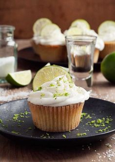 Gluten-Free-Margarita-CupcakesRecipe. ☀CQ #glutenfree http://www.pinterest.com/CoronaQueen/gluten-free/