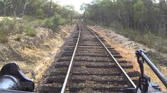 Ride onboard from Muckleford to Maldon along the Victorian Goldfields Railway Line. Maldon Victoria, Road Train, Historic Homes, Old Town, Railroad Tracks, Countryside, Melbourne, Victorian, Australia