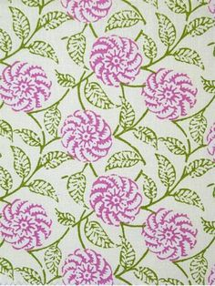 """Luray Pinwheel Blossom.  Williamsburg Colonial Fabric Collection. 100% linen. Multipurpose, linen, floral print fabric. V 6.3"""" H 6.75"""" up the roll repeat. 54"""" wide."""