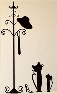 Percheros infantiles on pinterest wall stickers kids - Percheros de pared originales ...