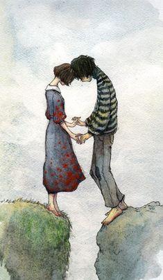 Worlds apart  -  unacceptable love - undeniable love. . .
