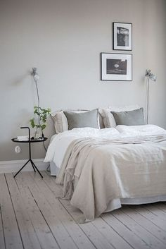 23 Modern Interior Design: 23 Awesome & Elegance Scandinavian Bedroom D. Bedroom Design Trends, Scandinavian Design Bedroom, Bedroom Interior, Minimalist Bedroom, Bedroom Design, Luxurious Bedrooms, Bedroom Trends, Eclectic Bedroom, House Interior
